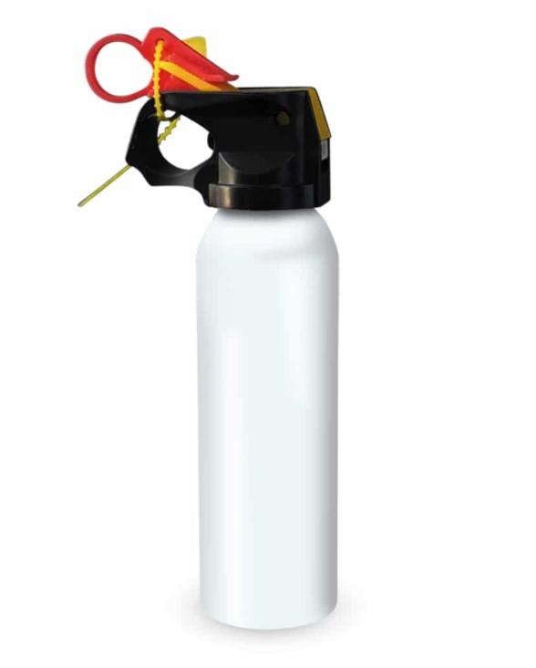 Brandblusser poederspray klein