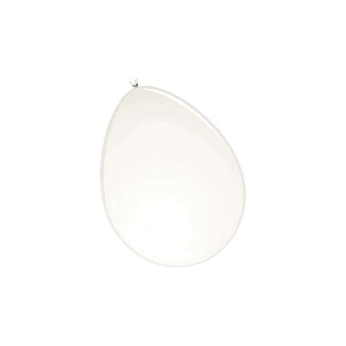 Ballonnen wit 30cm - 1040