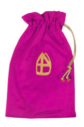 Strooizak Luxe - roze