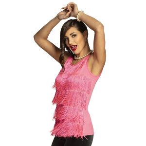 Top Flapper roze