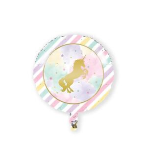 Folieballon Unicorn Sparkle 46cm S40