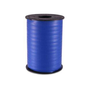 Ballonnenlint mat blauw 5mm x 183m
