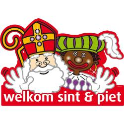 Deurbord Sint Piet Modern