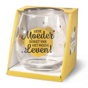 Waterglas Proost Moeder