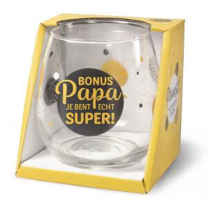 Waterglas Proost Bonus Papa