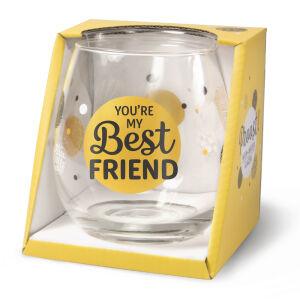 Waterglas Proost Best Friends