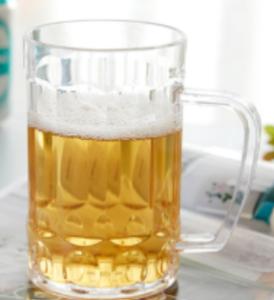 Plastic bierpul oktoberfest 0,5 liter