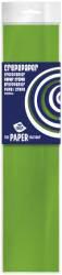 Crêpepapier - 250cm x 50cm - lichtgroen