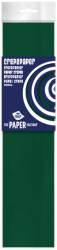 Crêpepapier- 250cm x 50cm - donkergroe