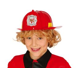 Brandweer helm kind