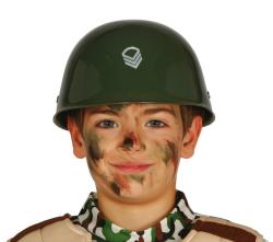 Militaire kind helm