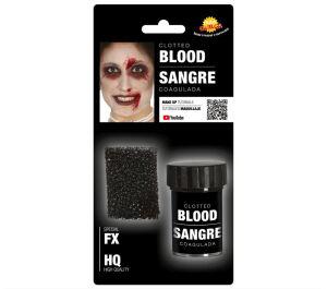 Potje Gestold Bloed met stoppelspons