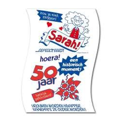 Toiletpapier - Sarah