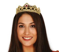 Tiara ''Queen'' - goud