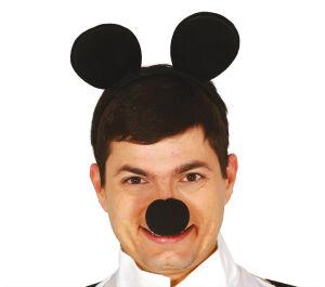 Stof Mickey Mouse oren