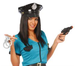 Politie Geweer met Handboeien