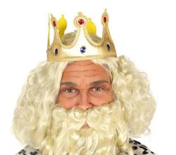 Konings kroon goud van stof