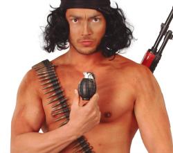 Handgranaat ''Rambo'' met Geluid