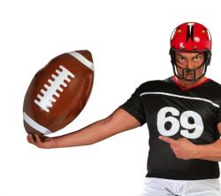 Opblaasbare Rugbybal - 40cm