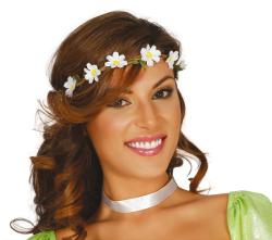 Tiara Kleine Witte Bloemen