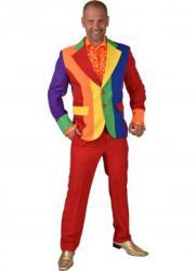 Colbert voor Heren Regenboog Kleuren