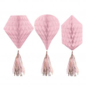 Honeycombs Rosé Gold Blush 3st