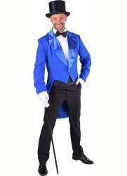 Slipjas Cabaret Heren - blauw