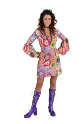 Party jurk jersey-funky