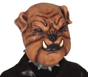 Latex masker Hq Bulldog