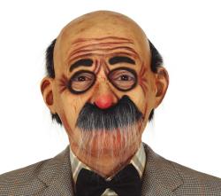 Opa Masker zonder mond - Latex