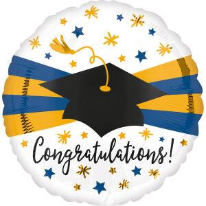Folie ballon Congratulations