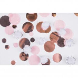 Tafelconfetti Rosé Gold Blush 16gr.