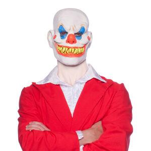 Latex masker Halloween Clown