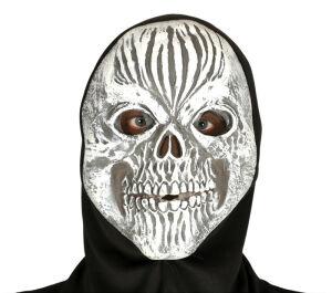 Masker met een kap pvc