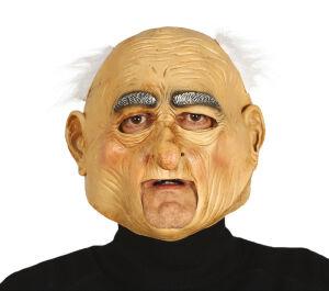 Ouder Mask Met Haar Latex