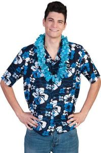 Hawaii Blouse Hibiscus
