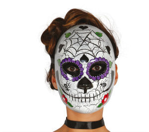 """masker """"Day Of The Dead"""""""