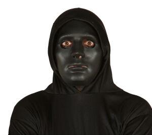 Zwart masker pvc