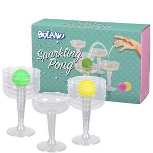 Drankspel Sparkling-pong