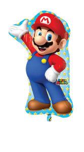 Folieballon SuperShape Super Mario P38 55x83cm