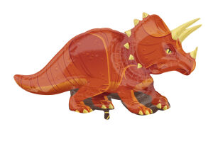 Folieballon SuperShape ''Triceratops'' P35