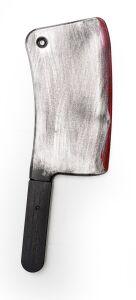 Bloody Butchers knife dark