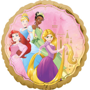 Folieballon Standard Disney Princess Once upon a time S60
