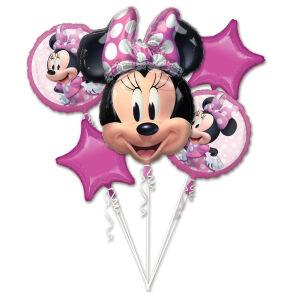 Folieballon Bouquet Minnie Mouse Forever P75
