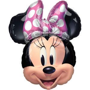 Folieballon SuperShape Minnie Mouse Forever P38 53x66cm