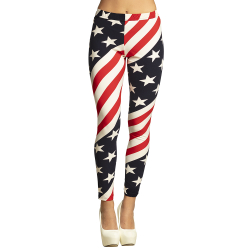 Legging Stars and Stripes - USA