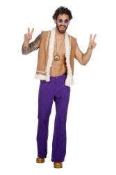 Groovy Hippie Vest en Broek voor Heren
