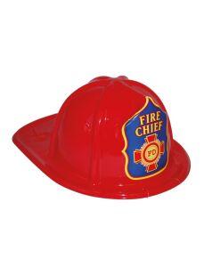 Brandweer helm (plastic)