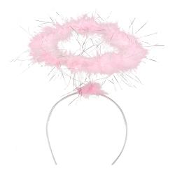Tiara Aureool Engel roze