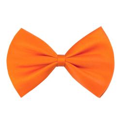 Vlinderstrik Basic - oranje